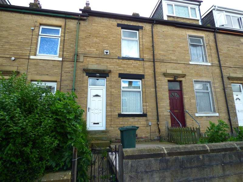 4 Bedrooms Terraced House for sale in Fitzroy Road, Barkerend, BD3 9PB