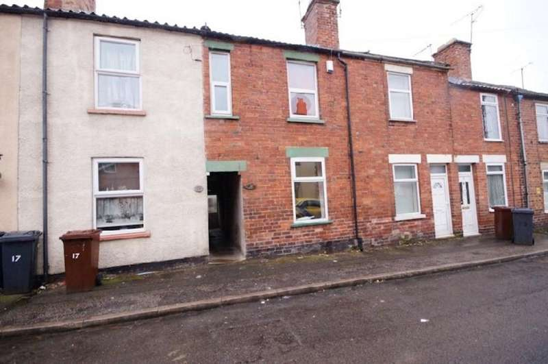 3 Bedrooms Terraced House for sale in Saville Street, Lincoln