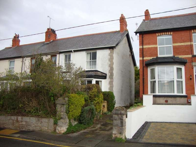 1 Bedroom Semi Detached House for sale in St. George Road, Abergele