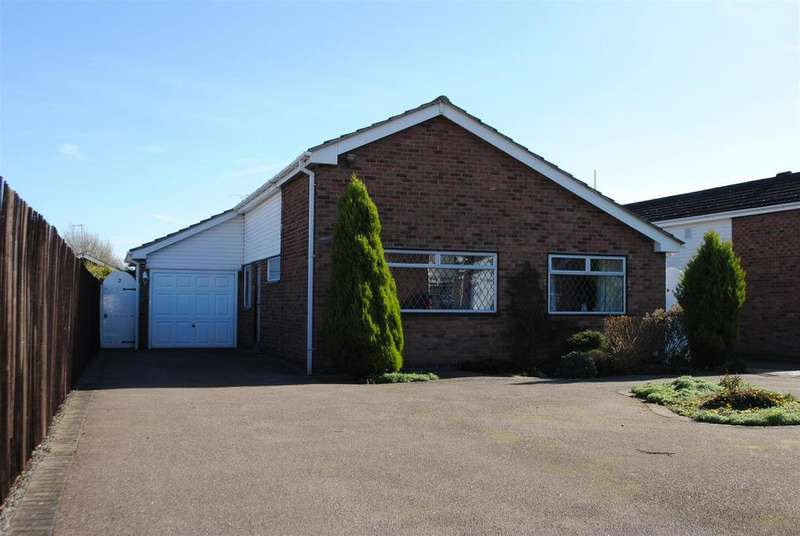 3 Bedrooms Detached Bungalow for sale in Hickling Drive, Sileby, Loughborough