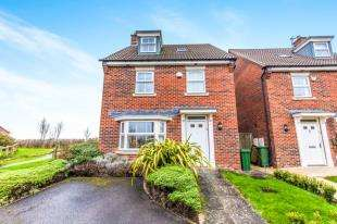 4 Bedrooms Detached House for sale in Craig Meadows, Ringmer, Lewes, East Sussex