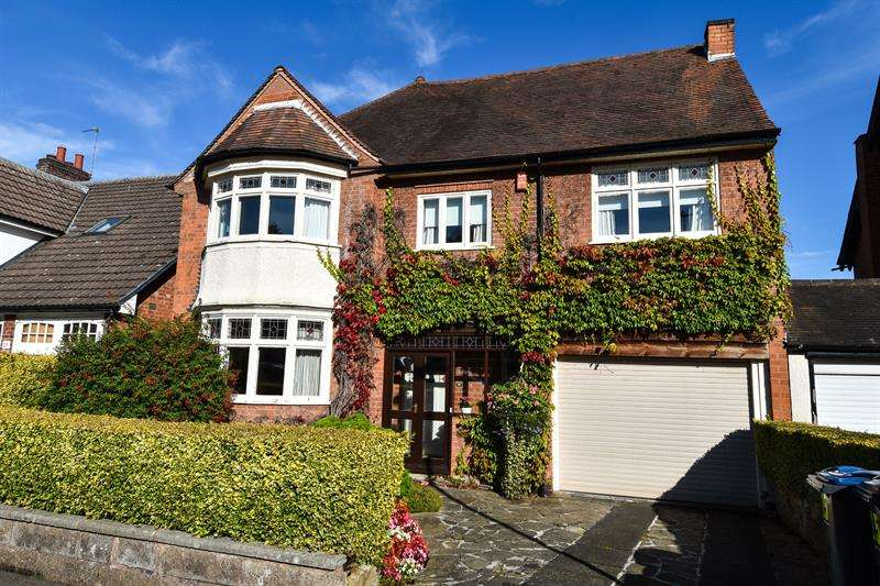 4 Bedrooms Detached House for sale in Norman Road, Northfield, Birmingham