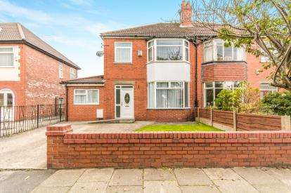 3 Bedrooms Semi Detached House for sale in Windmill Lane, Dane Bank, Denton, Greater Manchester