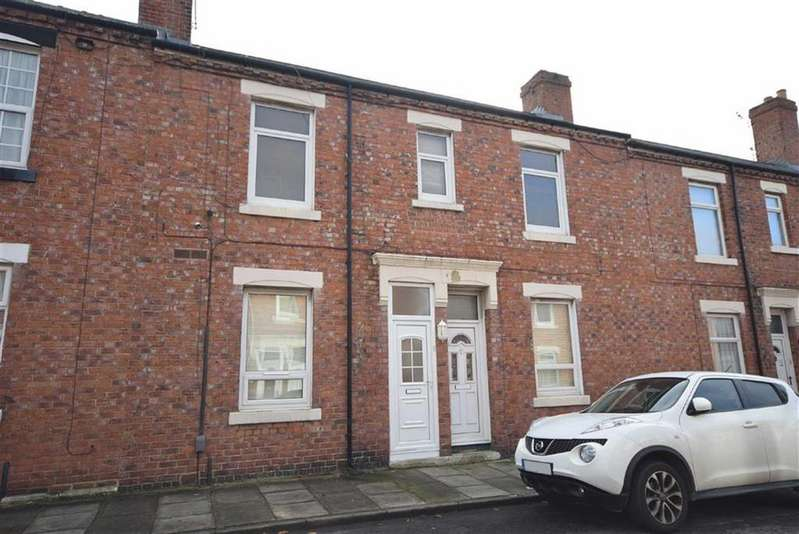 3 Bedrooms Flat for sale in Mozart Street, South Shields