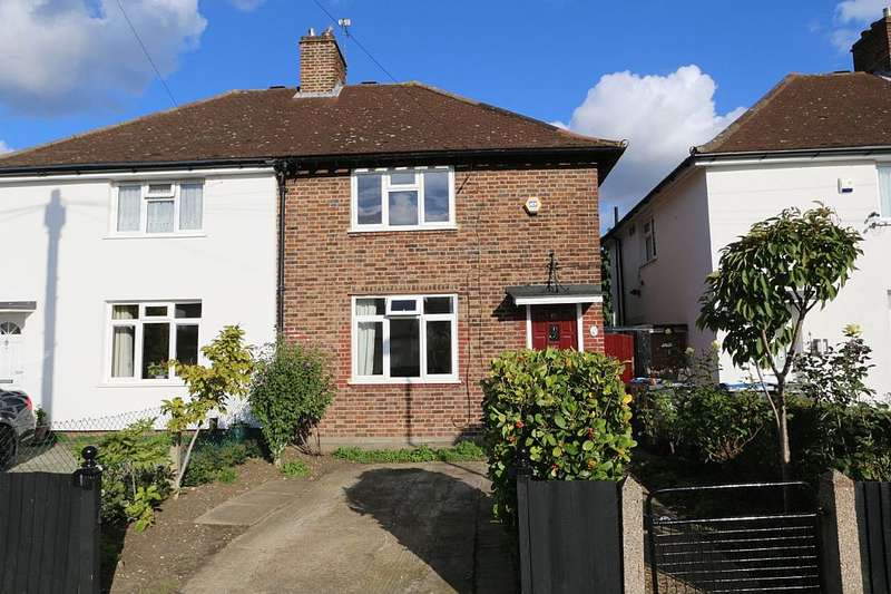 3 Bedrooms Semi Detached House for sale in Douglas Road, Kingston upon Thames, Surrey