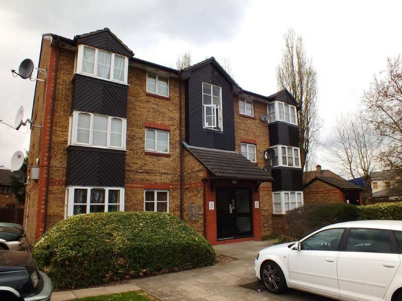 1 Bedroom Flat for sale in Cygnet Close, Neasden, NW10 8TP