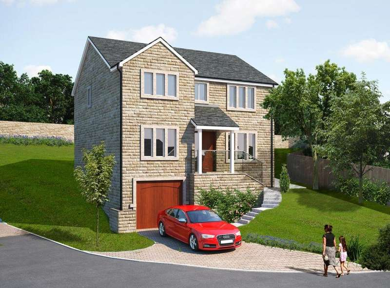 5 Bedrooms Detached House for sale in Hillbeck, Wheatley, Halifax