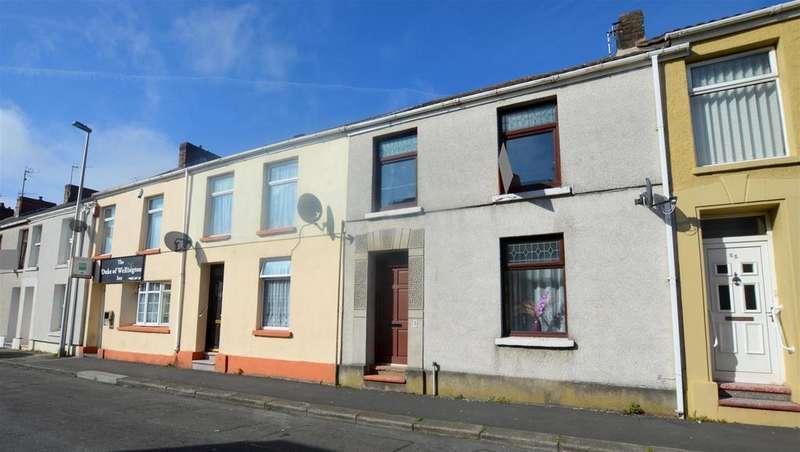 3 Bedrooms Terraced House for sale in Dilwyn Street, Llanelli