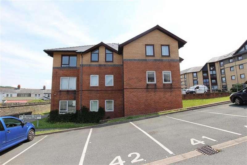 2 Bedrooms Flat for sale in Gerddi Rheidol, Trefechan, Aberystwyth