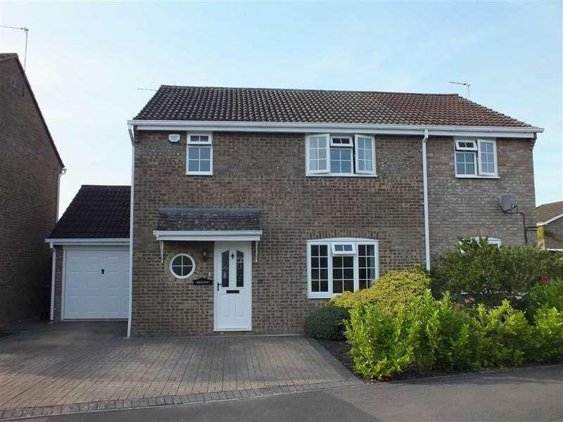 4 Bedrooms Detached House for sale in Lydiard Way, Trowbridge, Wiltshire, BA14