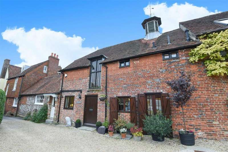 2 Bedrooms Cottage House for sale in Alresford, Hampshire