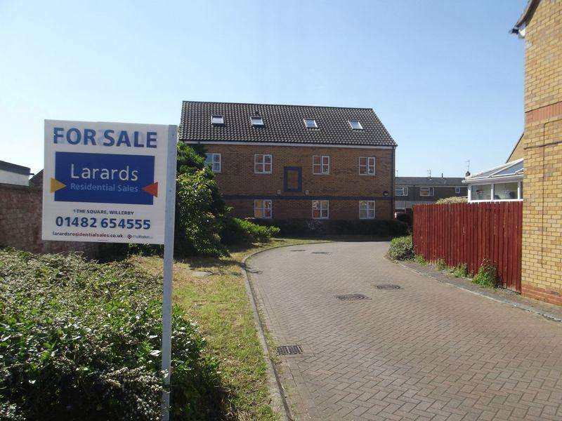 2 Bedrooms Apartment Flat for sale in St Andrews Court, Hull