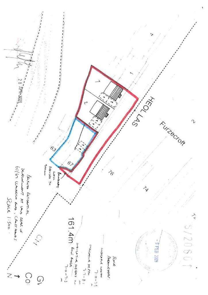 Plot Commercial for sale in Heol Las Gorslas