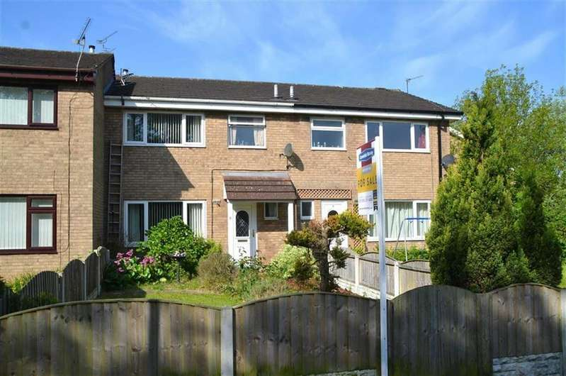 3 Bedrooms Terraced House for sale in Carlton Crescent, Rivacre, CH66