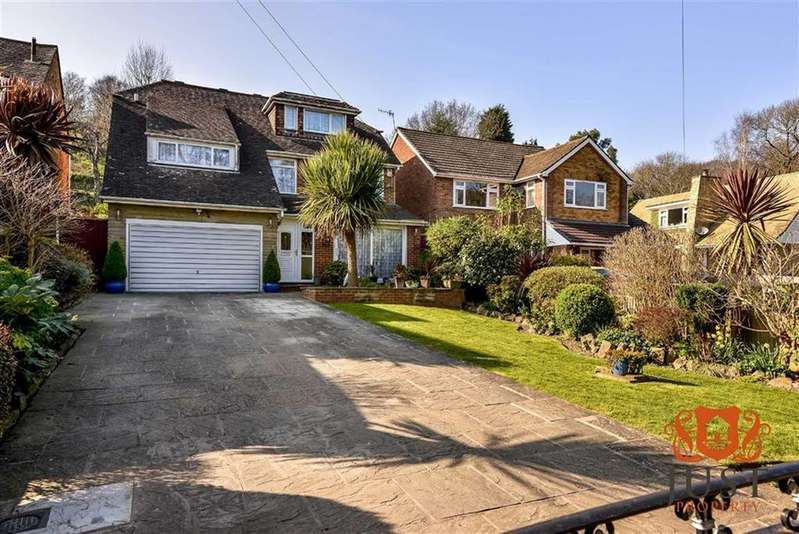 5 Bedrooms Detached House for sale in Vale Road, St Leonards On Sea