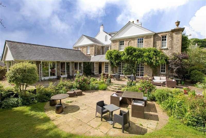6 Bedrooms Detached House for sale in Chillington, Kingsbridge, Devon, TQ7