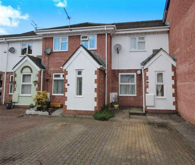 2 Bedrooms Terraced House for sale in Miles Court, Gwaelod Y Garth
