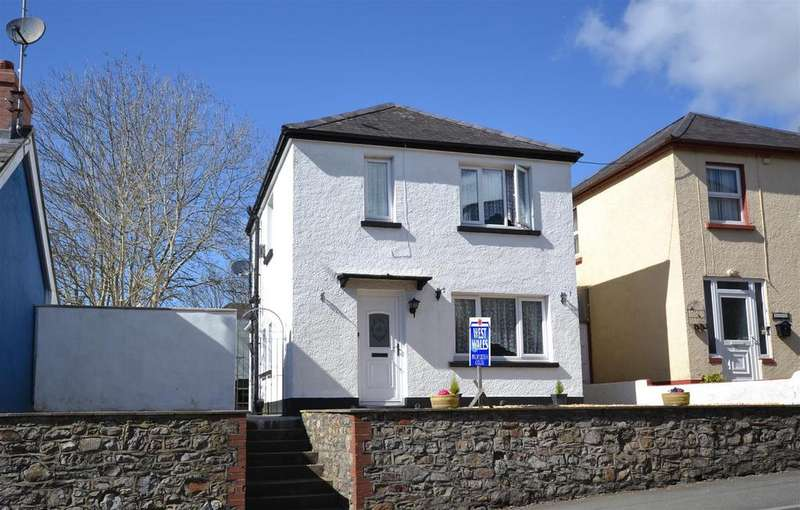 2 Bedrooms Detached House for sale in Haverfordwest