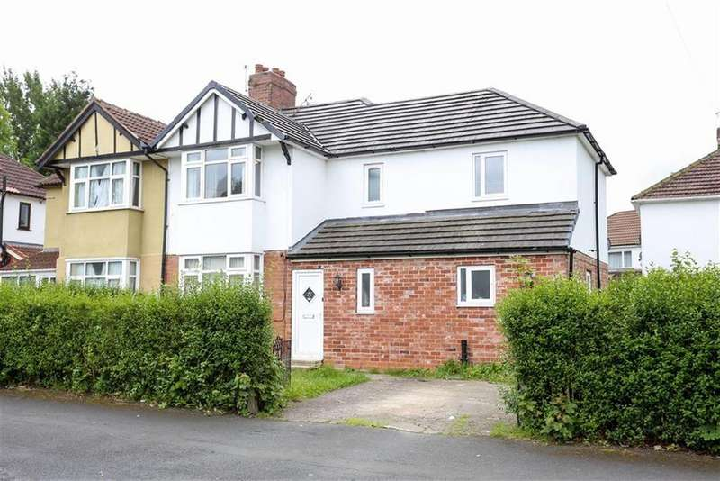 5 Bedrooms Semi Detached House for sale in Shawbrook Road, Burnage, Manchester