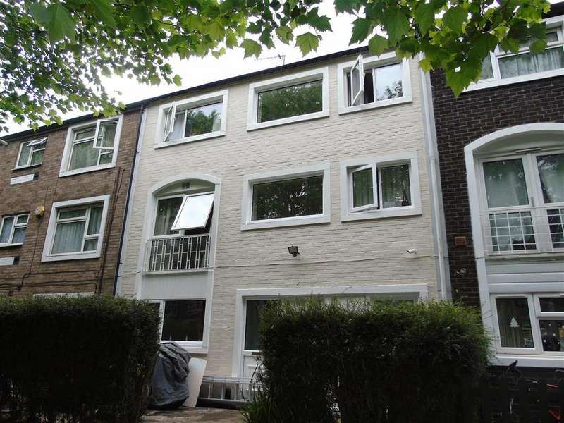3 Bedrooms Town House for sale in Scholars Walk, Hatfield