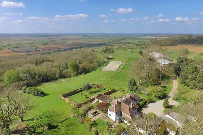 5 Bedrooms Equestrian Facility Character Property for sale in Aldington Road, Lympne, Hythe, Kent, CT21