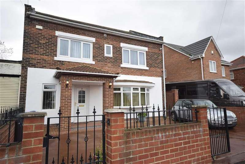 5 Bedrooms Detached House for sale in Coupland Grove, Jarrow
