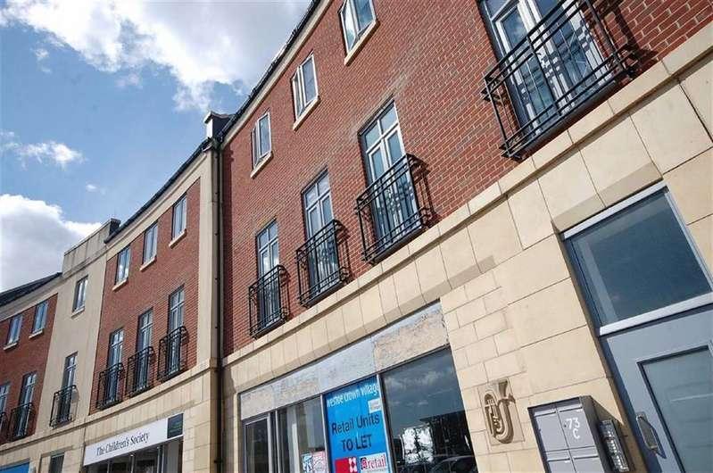 2 Bedrooms Flat for rent in Sea Winnings Way, Westoe Crown Village, South Shields