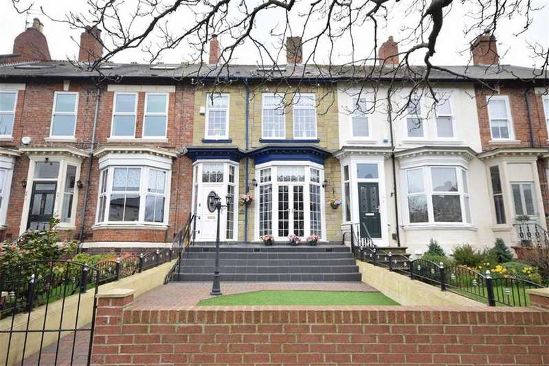 5 Bedrooms Terraced House for sale in Beach Road, South Shields