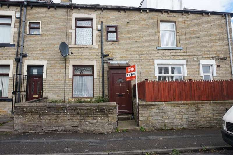 4 Bedrooms Terraced House for sale in Falmouth Avenue, Undercliffe, Bradford, BD3 0HL