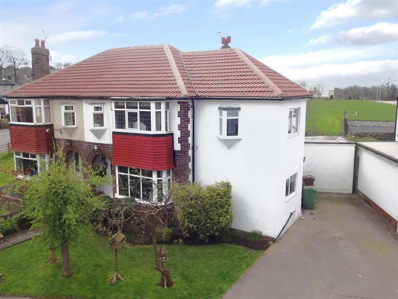 4 Bedrooms Semi Detached House for sale in Benton Park Crescent, Rawdon