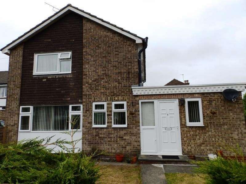 3 Bedrooms Detached House for sale in SUNNINGDALE CLOSE, LEEDS, LS17 7SJ