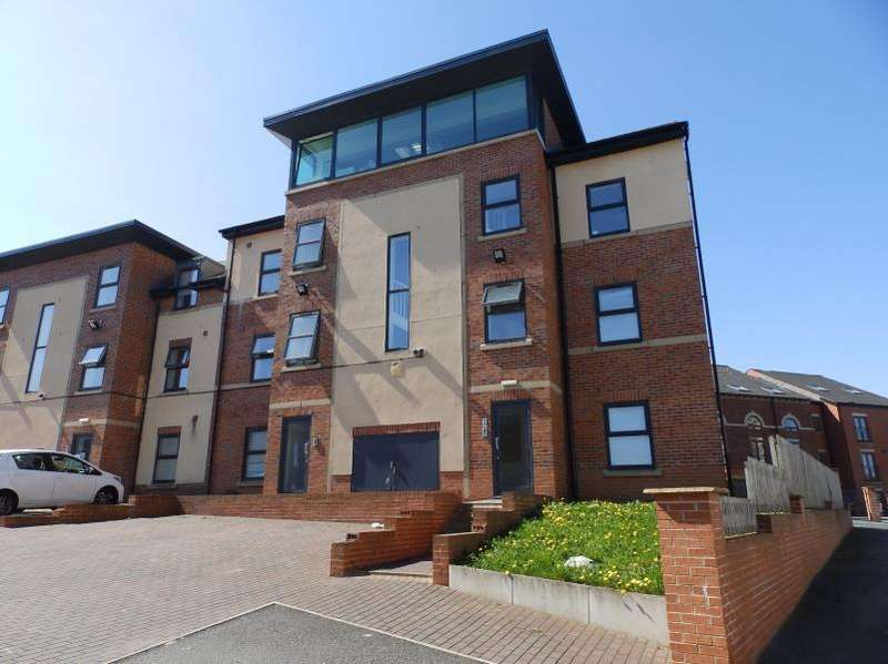 2 Bedrooms Flat for sale in REDCOURT, ATHLONE GROVE, LEEDS, LS12 1SY