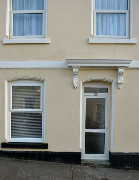 1 Bedroom Flat for sale in Herbert Place, Plymouth, Devon, PL2