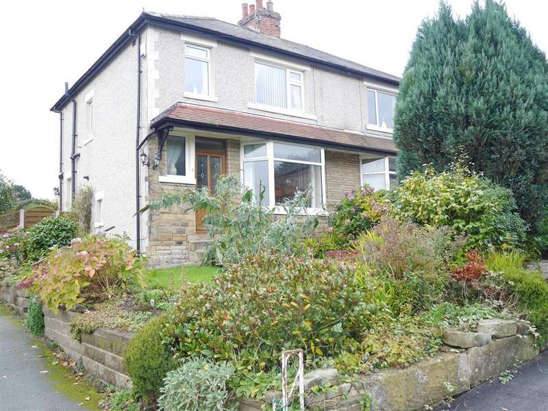 3 Bedrooms Semi Detached House for sale in Highfield Avenue, Idle, Bradford, BD10 8QZ