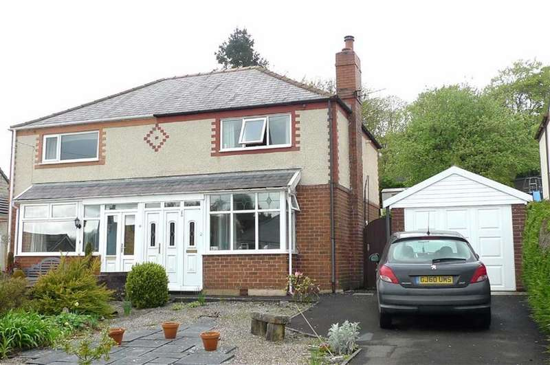 2 Bedrooms Semi Detached House for sale in Level Lane, Buxton, Derbyshire