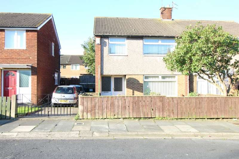 3 Bedrooms Semi Detached House for sale in Castleton Road, Middlesbrough, TS6