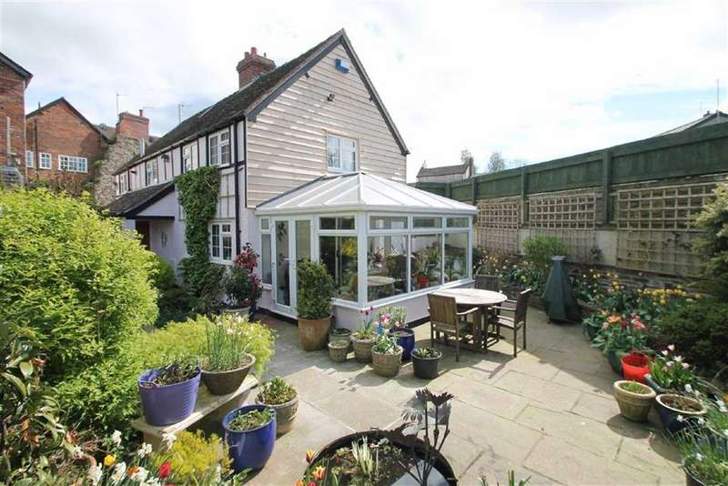 3 Bedrooms Detached House for sale in Corve Street, Ludlow