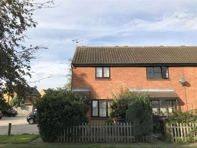 1 Bedroom End Of Terrace House for sale in Colyers Reach, Chelmsford