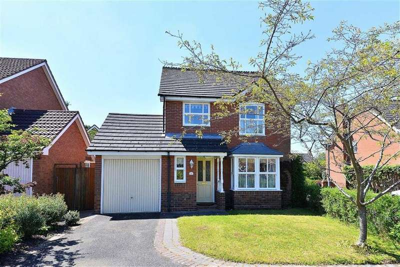 3 Bedrooms Detached House for sale in Bodicote Grove, Sutton Coldfield