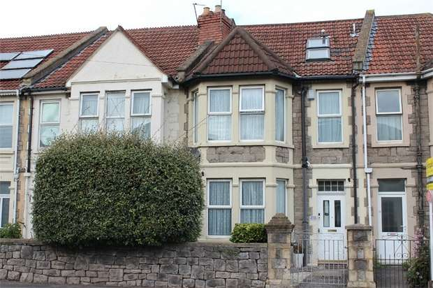 4 Bedrooms Terraced House for sale in Locking Road, Weston-Super-Mare, Somerset