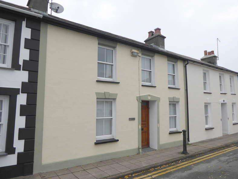 2 Bedrooms House for sale in Masons Row, Aberaeron