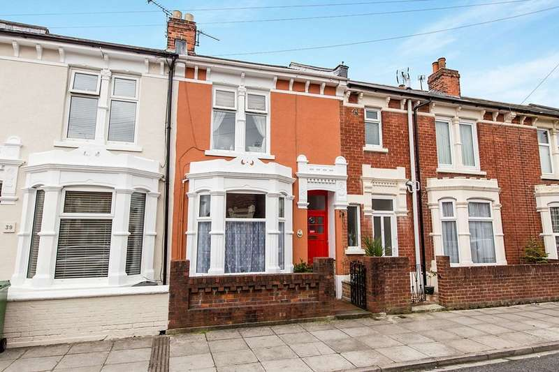 3 Bedrooms Property for sale in Wallington Road, Portsmouth, PO2