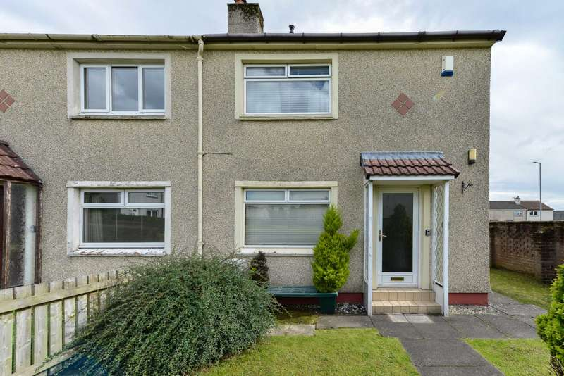 2 Bedrooms Semi Detached House for sale in Erskinefauld Road, Linwood
