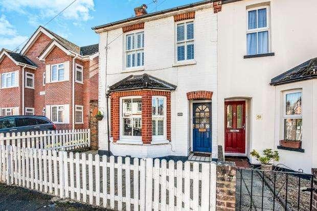 2 Bedrooms House for sale in West Byfleet, Surrey