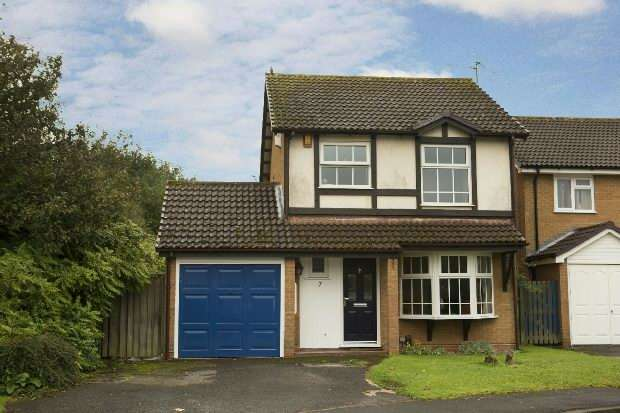 3 Bedrooms Detached House for sale in Chatteris Way, Lower Earley, Reading