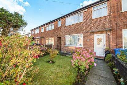 3 Bedrooms Terraced House for sale in Calder Drive, Swinton, Manchester, Greater Manchester