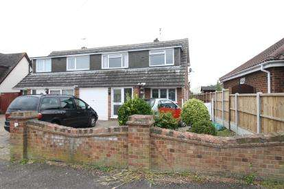 3 Bedrooms Semi Detached House for sale in Mayland, Chelmsford, Essex
