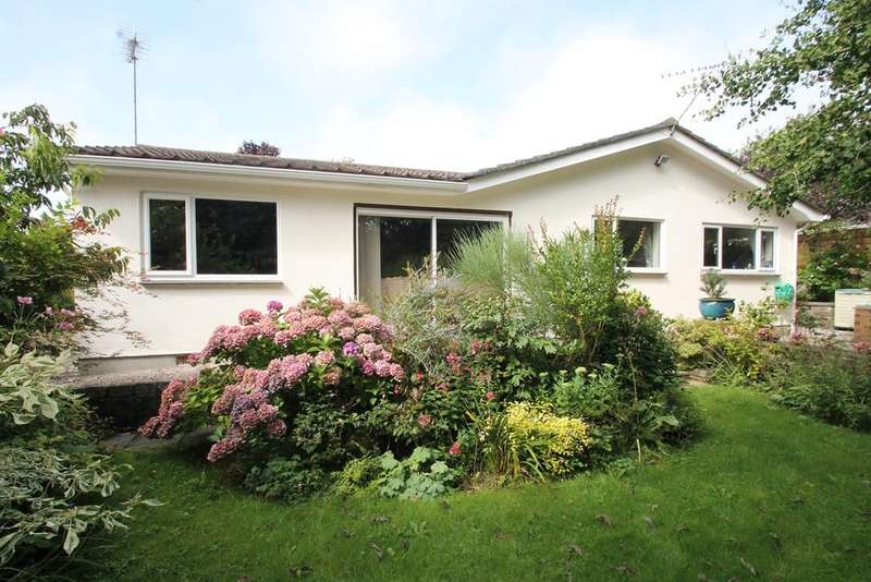4 Bedrooms Detached Bungalow for sale in Plymstock