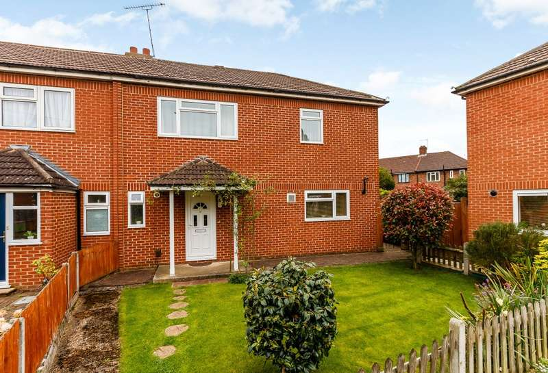3 Bedrooms Semi Detached House for sale in Ham
