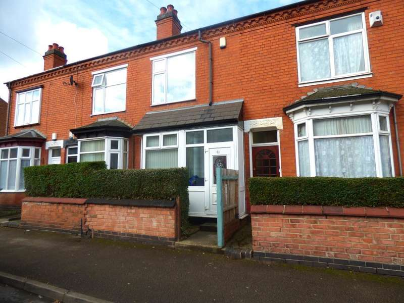 2 Bedrooms Terraced House for sale in Lily Road, Yardley, Birmingham, B26 1TE